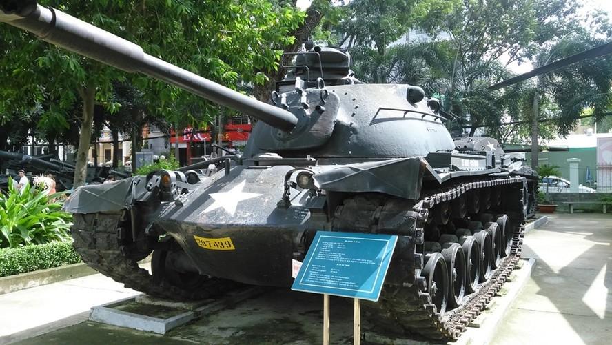 Mot giai phap kha thi nang cap xe tang M48 Viet Nam-Hinh-2