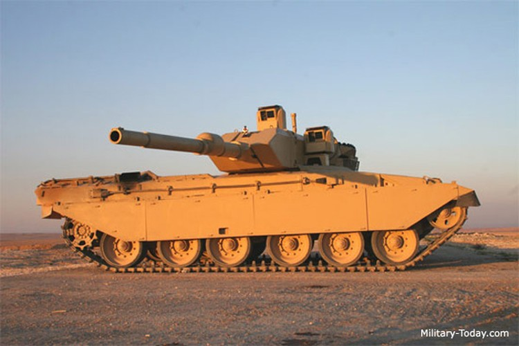 Mot giai phap kha thi nang cap xe tang M48 Viet Nam-Hinh-3