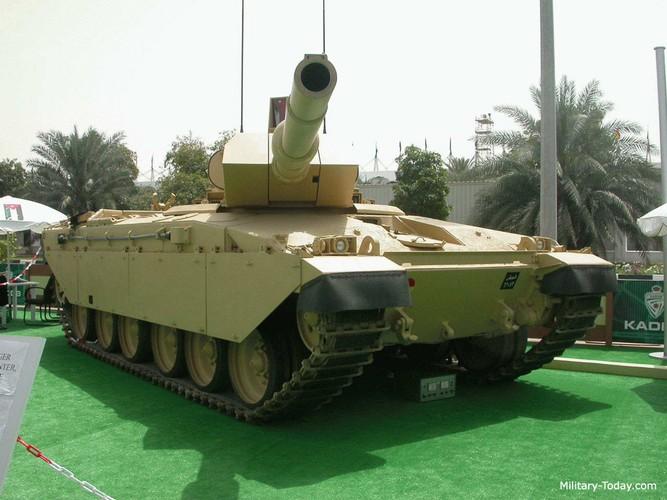 Mot giai phap kha thi nang cap xe tang M48 Viet Nam-Hinh-8