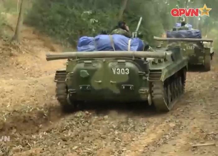 Muc kich trung doan bo binh co gioi cua Viet Nam tac chien-Hinh-10
