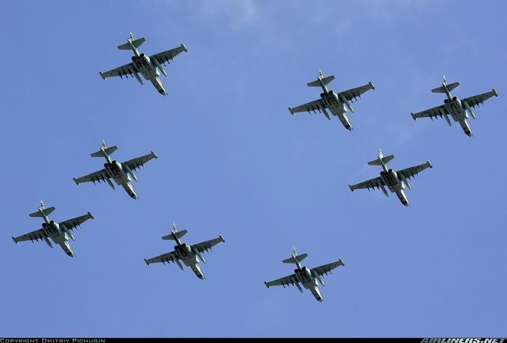Tuong tan so may bay Su-25 moi duoc tang cuong den Syria-Hinh-3