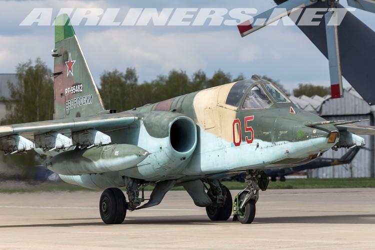 Tuong tan so may bay Su-25 moi duoc tang cuong den Syria-Hinh-4