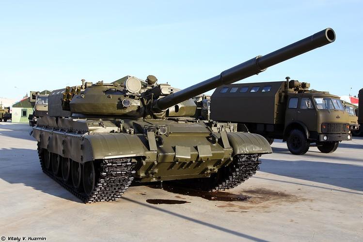 Bi an lo xe tang Nga vua chuyen giao cho Syria-Hinh-10
