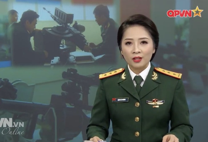 Tram tro sung may tu dong do Viet Nam che tao
