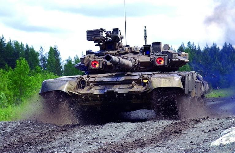 """Tiet lo """"gay soc nang"""" ve xe tang T-90 cua An Do-Hinh-3"""
