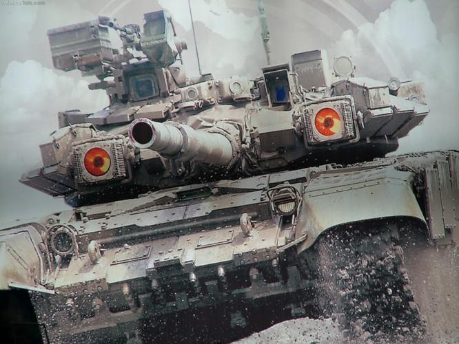 """Tiet lo """"gay soc nang"""" ve xe tang T-90 cua An Do-Hinh-4"""