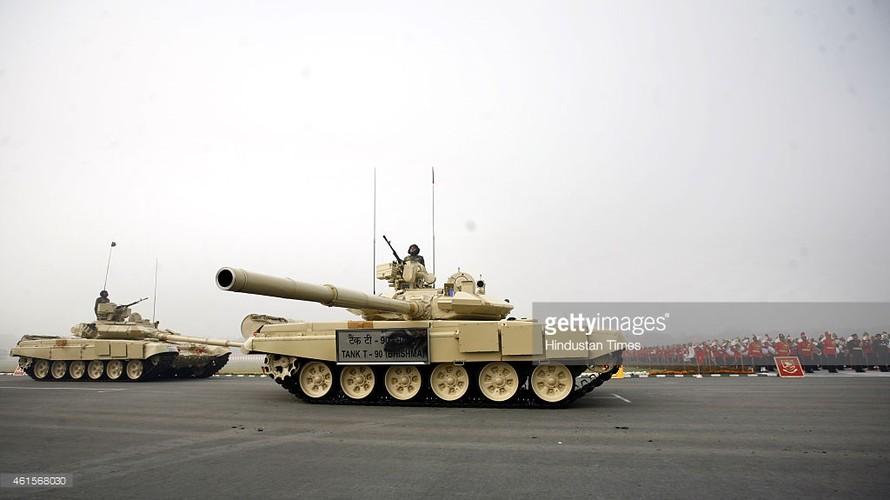 """Tiet lo """"gay soc nang"""" ve xe tang T-90 cua An Do-Hinh-7"""