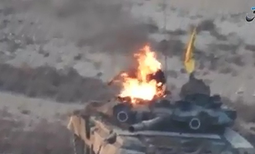 Phan tham xe tang tot nhat the gioi cua Nga o Syria-Hinh-2
