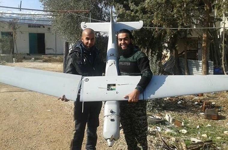 Mo xe UAV Nga vua bi phien quan ban ha o Syria-Hinh-2