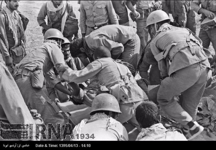 Khoc liet cuoc chien tranh Iran-Iraq nam 1982-Hinh-11