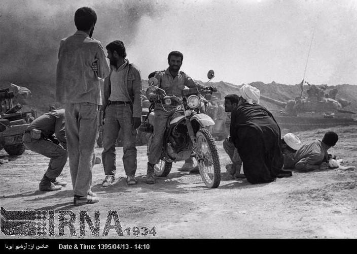 Khoc liet cuoc chien tranh Iran-Iraq nam 1982-Hinh-13