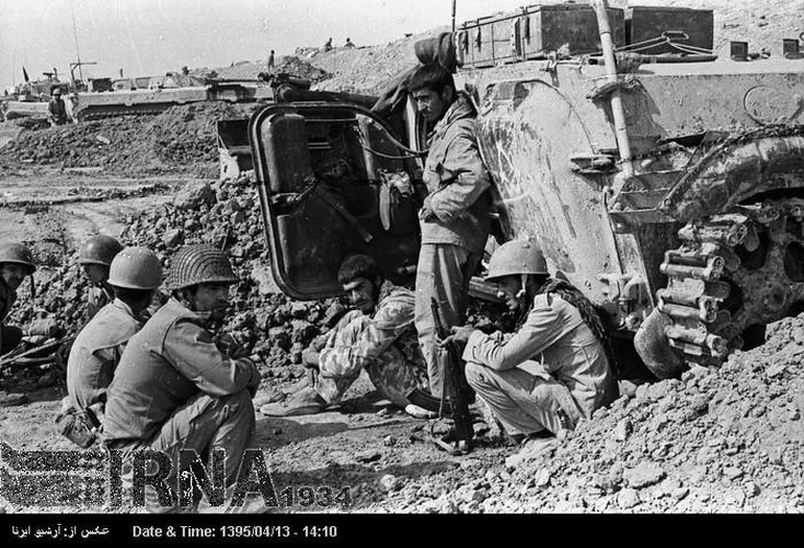 Khoc liet cuoc chien tranh Iran-Iraq nam 1982-Hinh-18