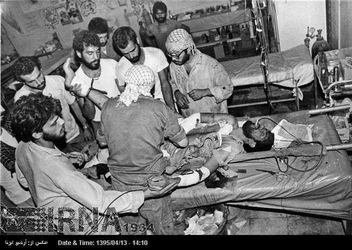 Khoc liet cuoc chien tranh Iran-Iraq nam 1982-Hinh-19