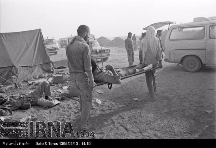 Khoc liet cuoc chien tranh Iran-Iraq nam 1982-Hinh-5