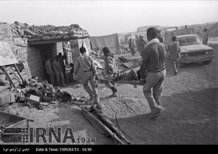 Khoc liet cuoc chien tranh Iran-Iraq nam 1982-Hinh-7