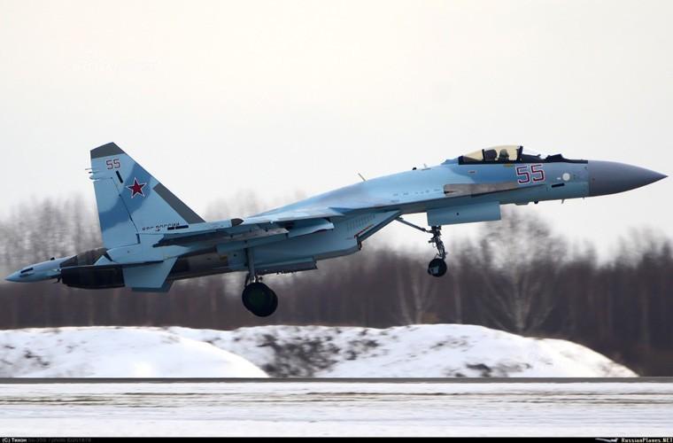 Bi an hinh anh tiem kich Su-35 cua KQ Trung Quoc-Hinh-7