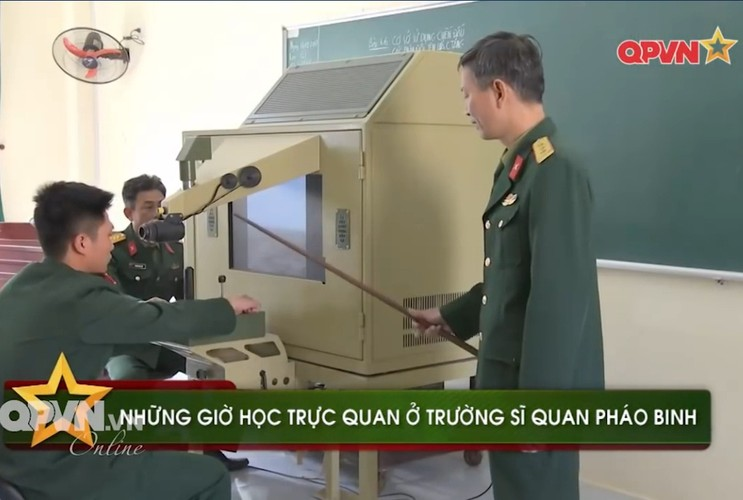 Ngac nhien he thong mo phong ban ten lua B-72 Viet Nam