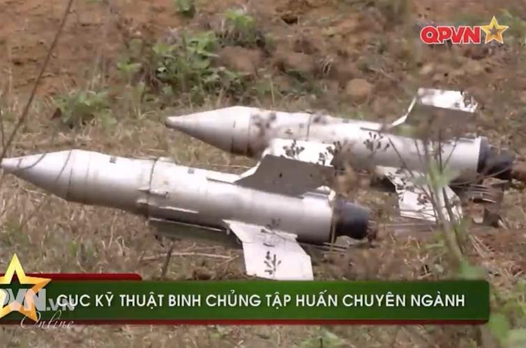 Tuyet hao: Ten lua Viet Nam xuyen giap 800mm sau ERA