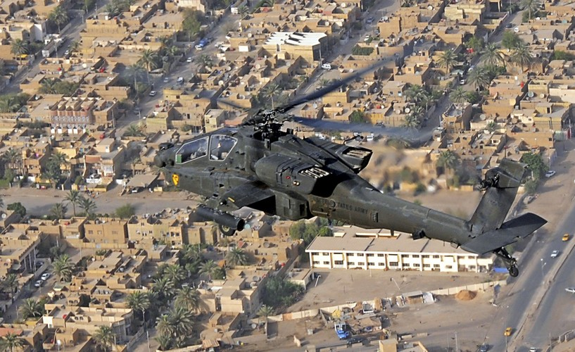 "Truc thang Apache xuat hien o Syria, phien quan IS ""khoc thet""-Hinh-3"