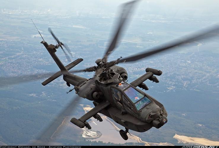 "Truc thang Apache xuat hien o Syria, phien quan IS ""khoc thet""-Hinh-6"