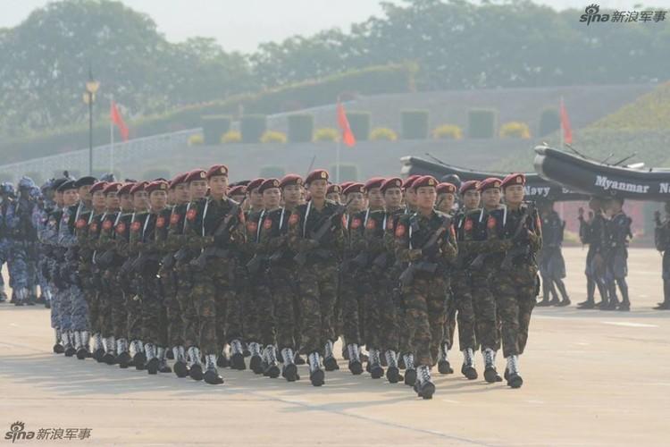 Loat anh cho thay Quan doi Myanmar rat manh-Hinh-11
