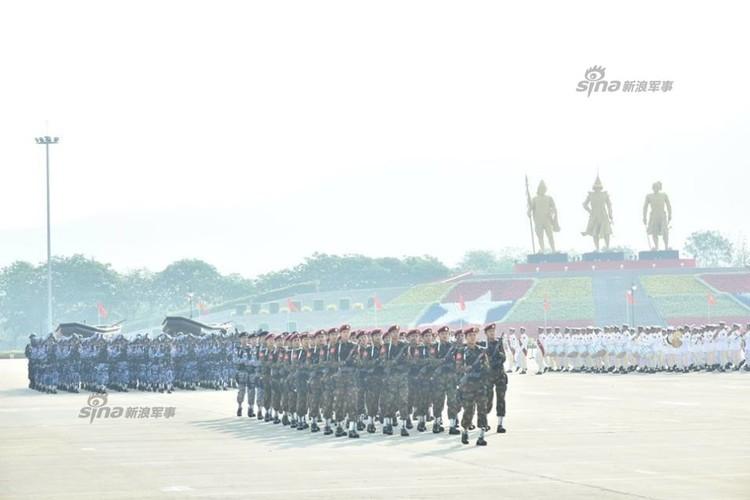 Loat anh cho thay Quan doi Myanmar rat manh-Hinh-2
