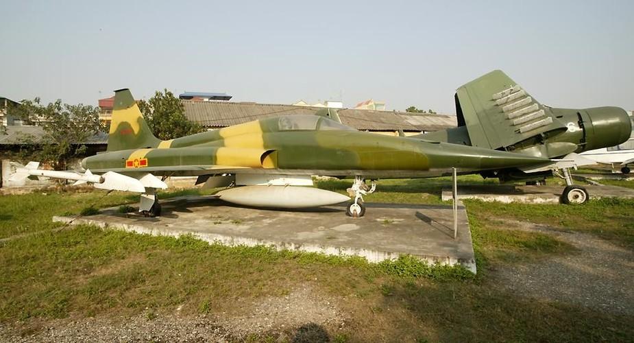 KQND Viet Nam se khong phuc hoi tiem kich F-5E?