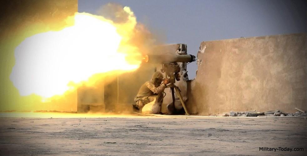 """Ten lua Kornet """"tat vo mat"""" sieu tang M1 Abrams o Iraq-Hinh-14"""