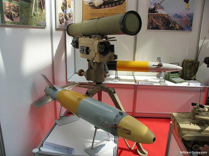 """Ten lua Kornet """"tat vo mat"""" sieu tang M1 Abrams o Iraq-Hinh-7"""
