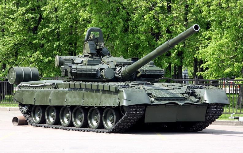 Kho do dan xe tang T-80, BMP-2 do My…san xuat-Hinh-11