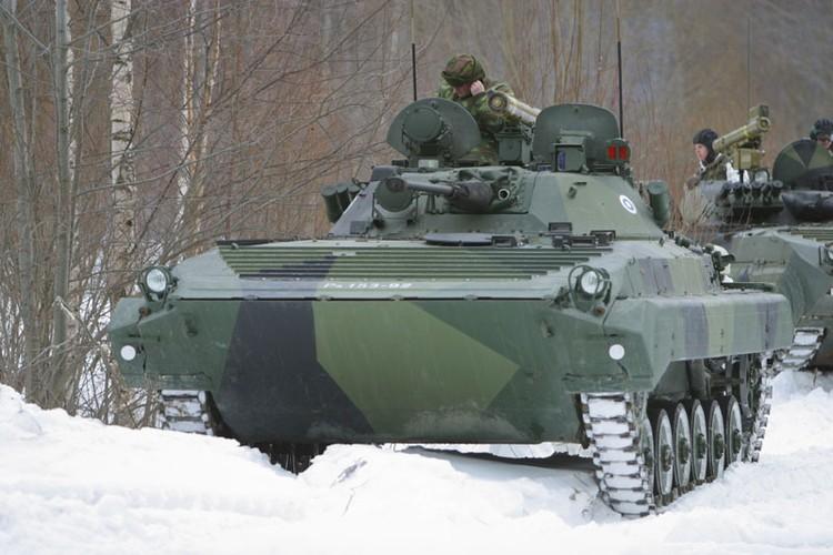 Kho do dan xe tang T-80, BMP-2 do My…san xuat-Hinh-12