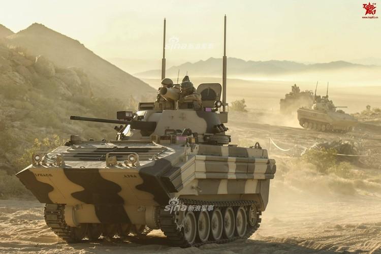 Kho do dan xe tang T-80, BMP-2 do My…san xuat-Hinh-7