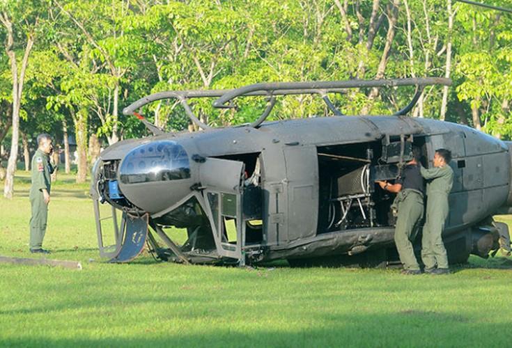 Ham re, mua truc thang UH-1 cu, Philippines tra gia dat-Hinh-2