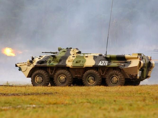 Kinh di: Xe thiet giap BTR-80 Nga bi ban bay thap phao-Hinh-10