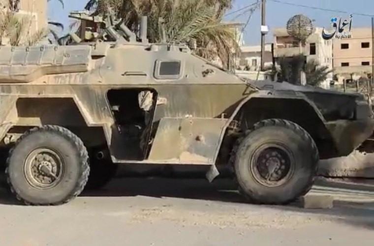 Kinh di: Xe thiet giap BTR-80 Nga bi ban bay thap phao-Hinh-4