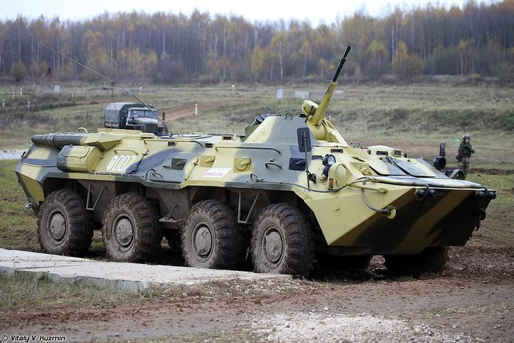 Kinh di: Xe thiet giap BTR-80 Nga bi ban bay thap phao-Hinh-5