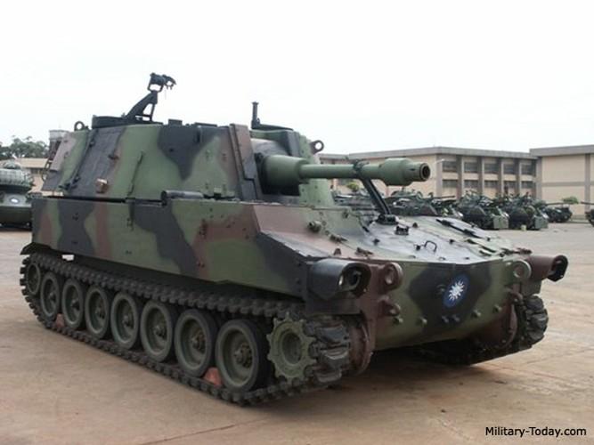 Phao M108 thoi chien tranh Viet Nam nghi huu tren toan cau-Hinh-4