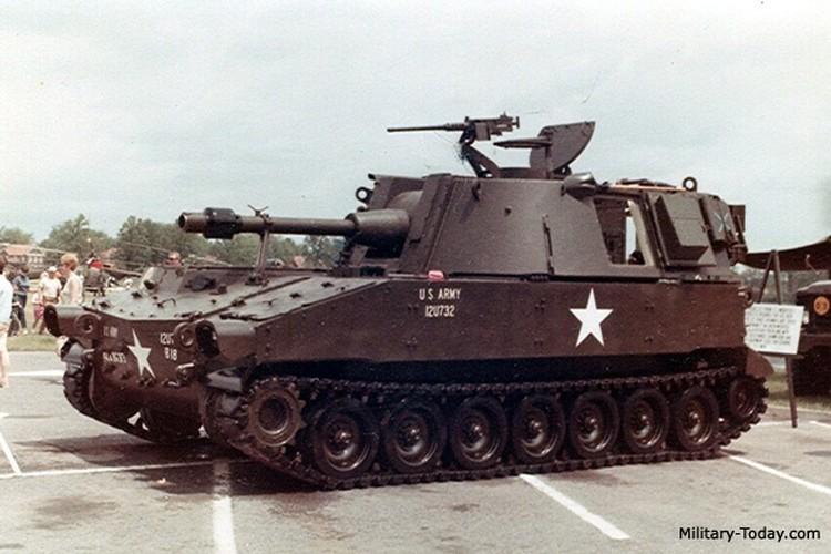 Phao M108 thoi chien tranh Viet Nam nghi huu tren toan cau-Hinh-5