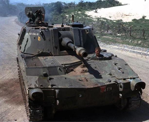 Phao M108 thoi chien tranh Viet Nam nghi huu tren toan cau-Hinh-6