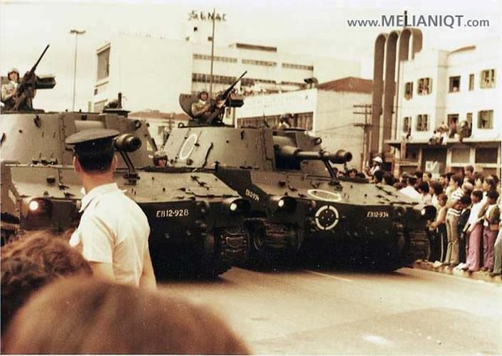 Phao M108 thoi chien tranh Viet Nam nghi huu tren toan cau-Hinh-7