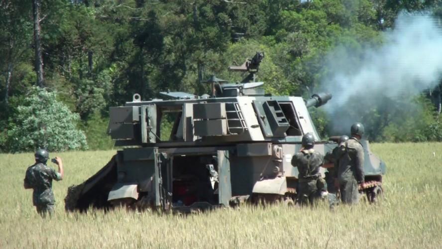 Phao M108 thoi chien tranh Viet Nam nghi huu tren toan cau-Hinh-8