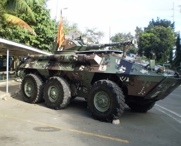 Kho do: Philippines boc bia giay cho xe thiet giap chong IS-Hinh-7