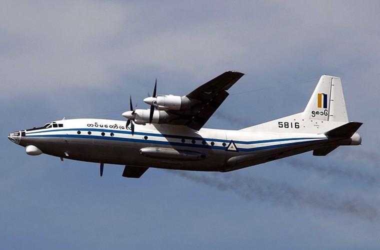 Lich su kho tin may bay Y-8 Myanmar mua cua TQ vua roi