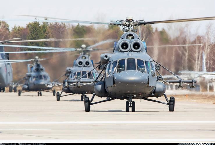 Nga: Truc thang Mi-17V5 Viet Nam muon mua la tot nhat the gioi