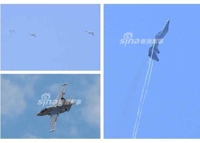 Kinh ngac: Trieu Tien dinh dung MiG-15 danh…tau san bay-Hinh-2