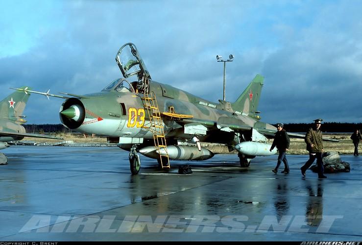 My ban roi may bay Syria: Su-22 chua tung danh thang tren khong-Hinh-2