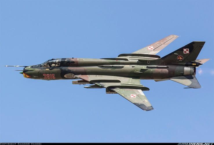 My ban roi may bay Syria: Su-22 chua tung danh thang tren khong-Hinh-9