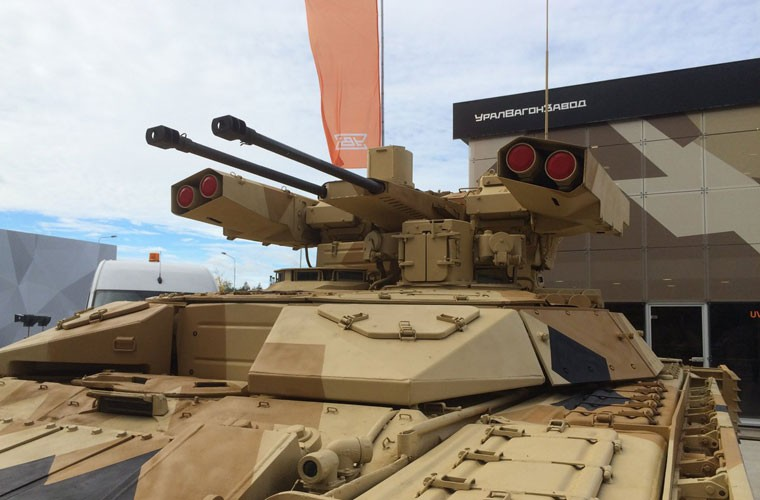 """Ke huy diet"" BMPT-72 ra tran o Syria, phien quan IS tan doi-Hinh-10"