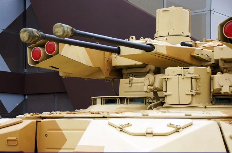 """Ke huy diet"" BMPT-72 ra tran o Syria, phien quan IS tan doi-Hinh-12"