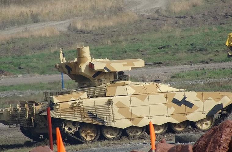 """Ke huy diet"" BMPT-72 ra tran o Syria, phien quan IS tan doi-Hinh-15"